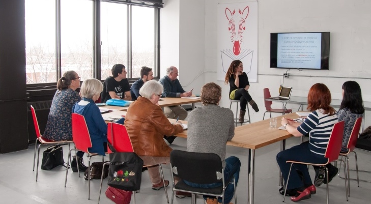 Une première formation chez BouquinBec : Promouvoir son livre en autoédition