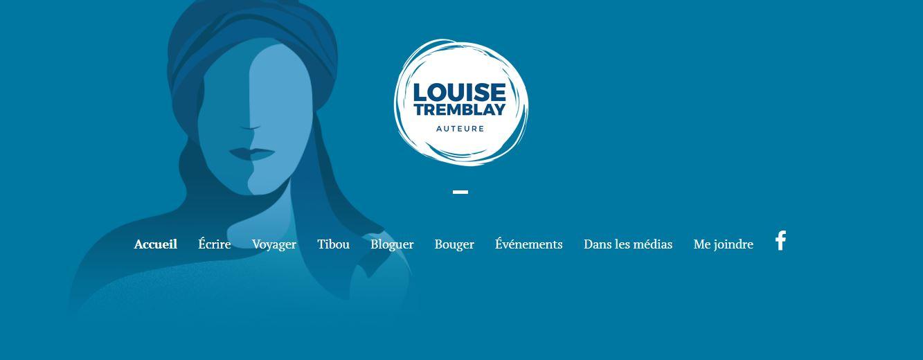 Site d'auteur - Louise Tremblay
