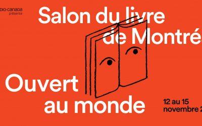 Tout sur le Salon du livre de Montréal 2020