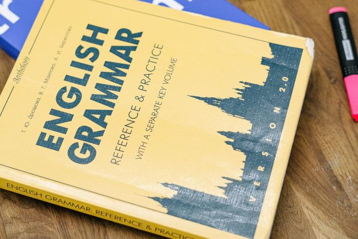révision linguistique